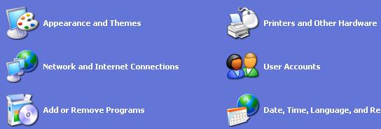 creating new user account