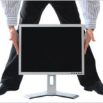 Monitor-Display-Upside-Down