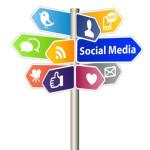 Social Media follow