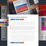 social web design