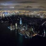 New York City Sandy Blackout-battery backup system