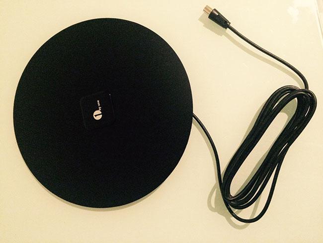 Gadget Review Dvb T Super Flat Antenna Technology Review