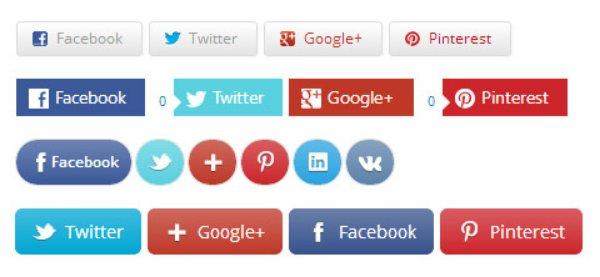 social share plugin