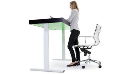 Standing office desk