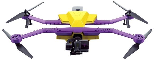 AIRDOG drone test