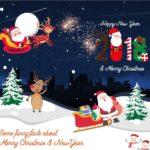 The characteristic similarities Christmas