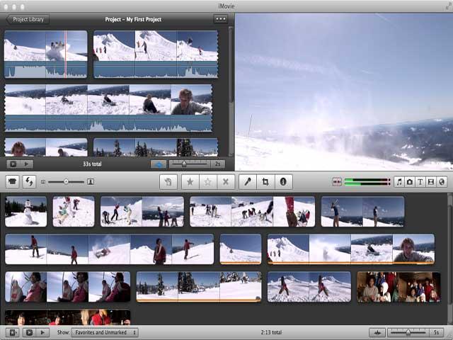 apple video editor