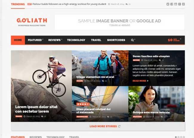 7 Amazing WordPress Themes For Magazine Website TECH CRATES